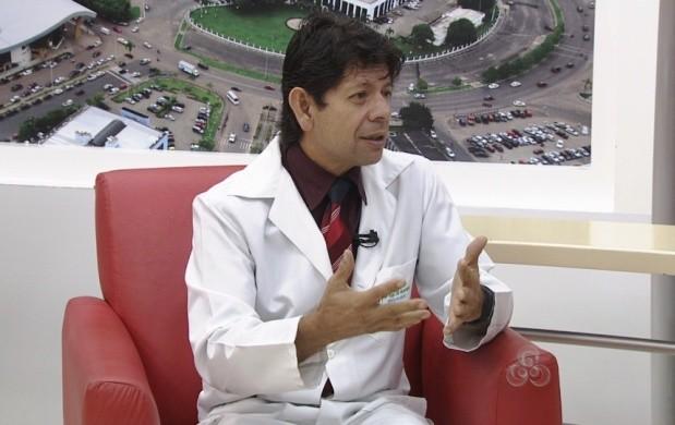 Médico fala sobre a doença que afeta as articulações (Foto: Bom Dia Amazônia)