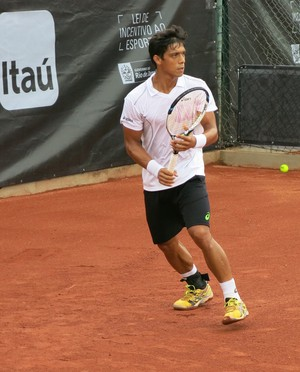rafael nadal irmao teliana tenis (Foto: Thiago Quintella)