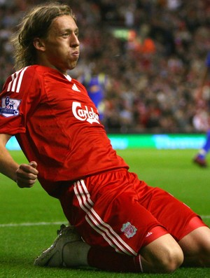 Lucas Leiva Liverpool (Foto: Getty Images)