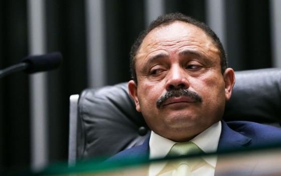 O presidente interino da Câmara dos Deputados, Waldir Maranhão (PP-MA) (Foto: Marcelo Camargo/Agência Brasil)