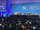 Conferência da ONU sobre clima pode terminar sem acordo em Doha