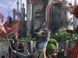 """Cena de """"Alice no País das Maravilhas"""", de Tim Burton: filme deve bater US$ 1 bi faturados. (Foto: Divulgação)"""