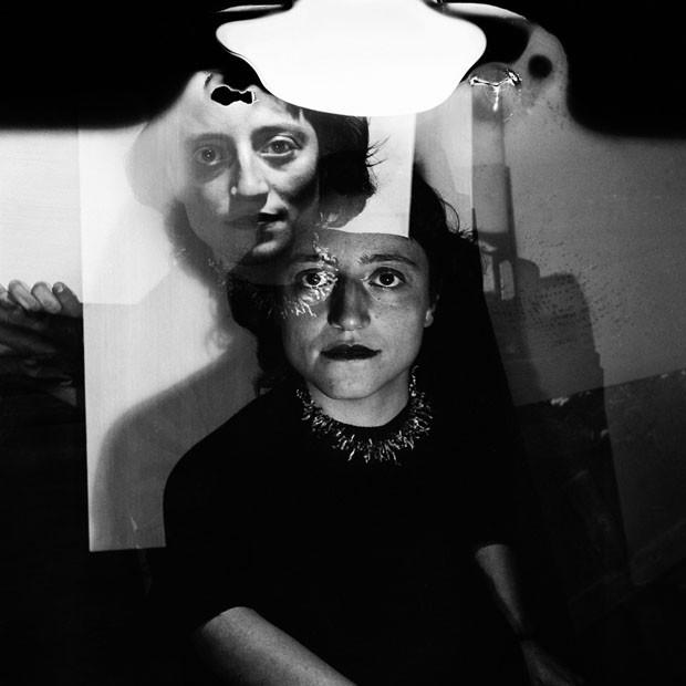Nora Mitrani. A Paixão Ardente, 1949-52 (Foto: Fernando Lemos/Divulgação)