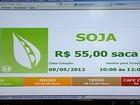 Bom preço da soja movimenta cooperativas no Paraná