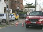 Fio de alta tensão rompe em bairro de São Luís