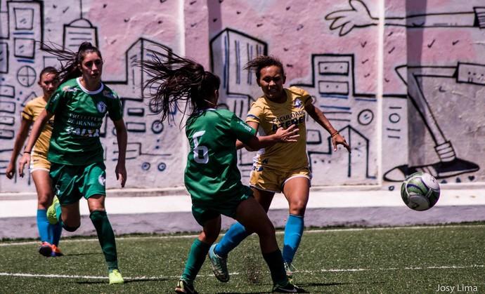 Iranduba contra Juventus Liga Feminina Sub-20 (Foto: Josy Lima)