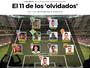 Jornal faz seleção dos esquecidos do Espanhol com dois atletas brasileiros
