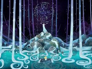 Cena do filme Canção do oceano, que integra o Mundo Animado do BIFF (Foto: Reprodução)