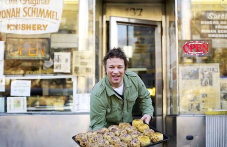 Jamie Oliver (GNT) Reprodução da internet