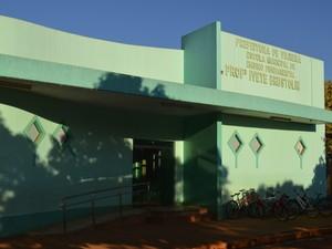 Escolas devem discutir texto para Plano Municipal de Educação em Vilhena, RO (Foto: Lauane Sena/G1)