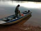 Polícia ambiental aplica mais de R$ 35 mil em multas por pesca na piracema