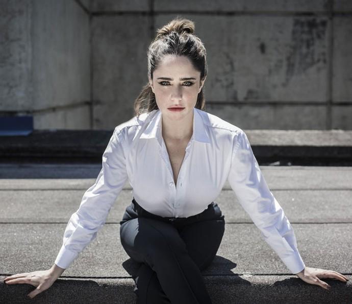Fernanda Vasconcellos posa com exclusividade ao Gshow (Foto: Ellen Soares/Gshow)