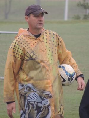 Wilson Vaterkemper Criciúma auxiliar técnico (Foto: João Lucas Cardoso)