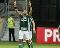 Palmeiras é o time a ser batido em 2017? Felipe Melo não tem dúvida