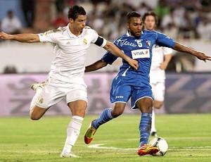 Cristiano Ronaldo, Real Madrid x Kuwait (Foto: Agência Reuters)