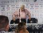 Eurico lamenta clássico fora do Rio e se diz surpreso com atitude da PM