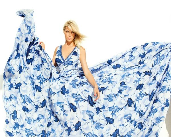 Ana Hickmann quer viver a vida e fazer a mulher feliz com sua moda (Foto: Divulgação)