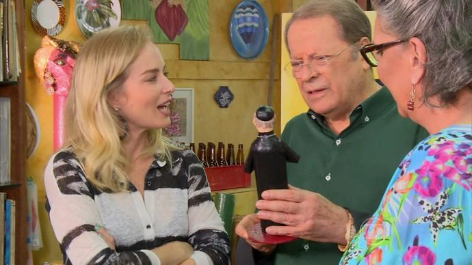 Nica Bomfin (Foto: TV Globo)