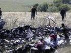 Putin acusa forças ucranianas de bombardear local de queda de avião