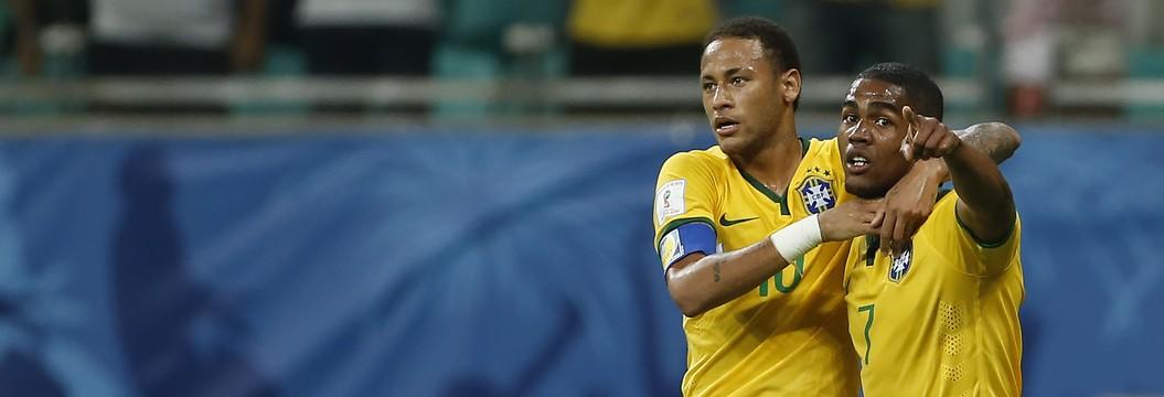 Veja os melhores momentos da vitória do time de Dunga (André Mourão / MoWA Press)