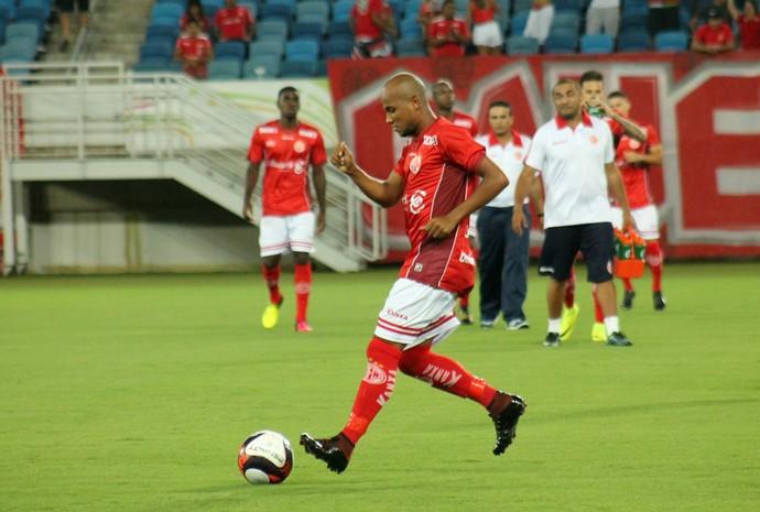 América-RN - Jussimar, meia (Foto: Canindé Pereira/América FC/Divulgação)