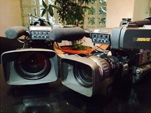 Novas câmeras adquiridas pela emissora (Foto: Divulgação)