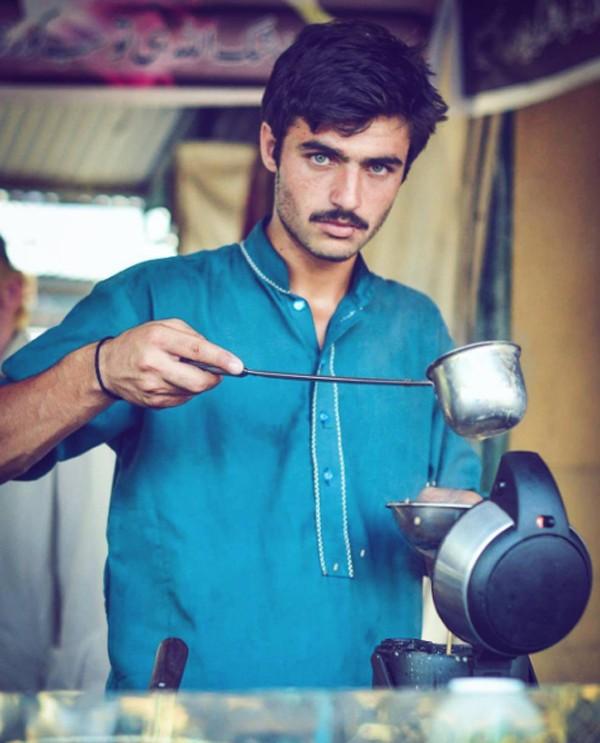 Arshad Khan (Foto: Reprodução / Instagram)