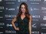 Mariana Ximenes aposta em look curto e decotado em estreia de filme