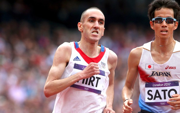 Hassan Hirt atleta doping (Foto: Getty Images)