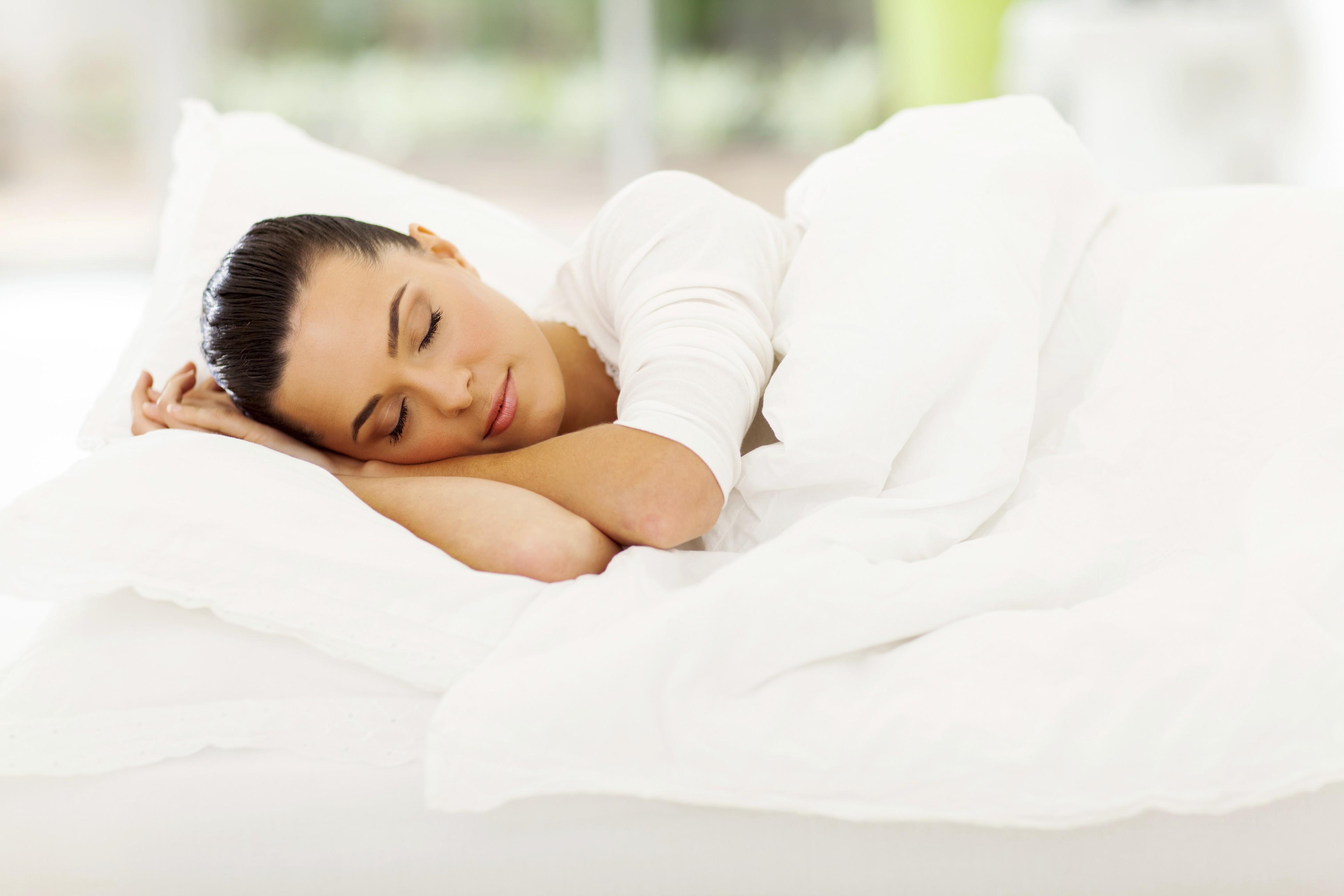 Você  só vai perder calorias se aguentar dormir a 18ºC (Foto: Think Stock)