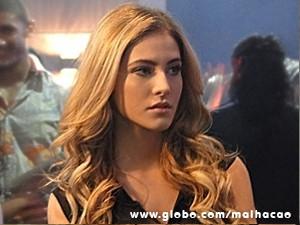 Sofia é capaz de tudo para conseguir o que quer (Foto: Malhação / TV Globo)