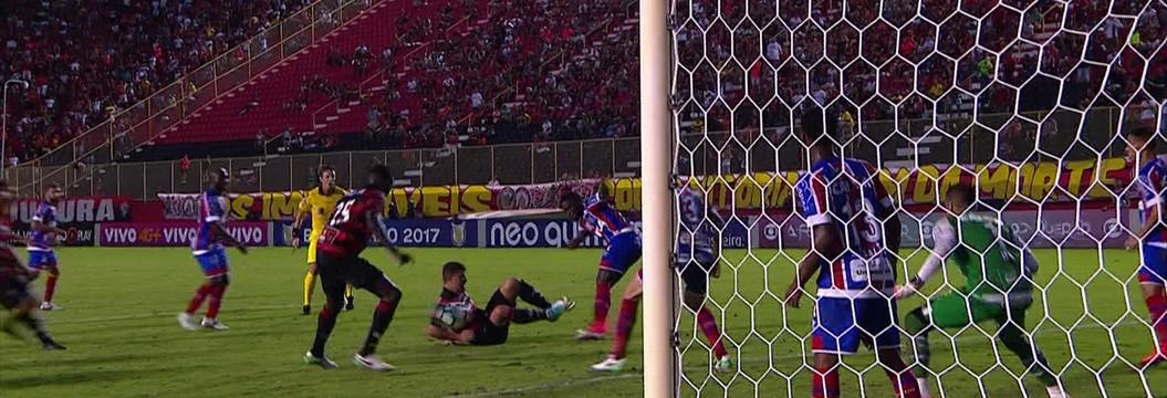 82127aa21f Vitória x Bahia - Campeonato Brasileiro 2017-2017 - globoesporte.com