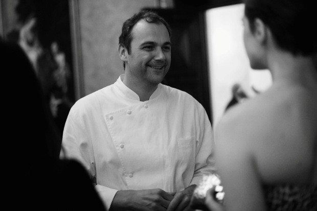 Daniel Humm, chefe do Eleven Madison Park (Foto: Bryan Bedder/Stringer/Getty Images)