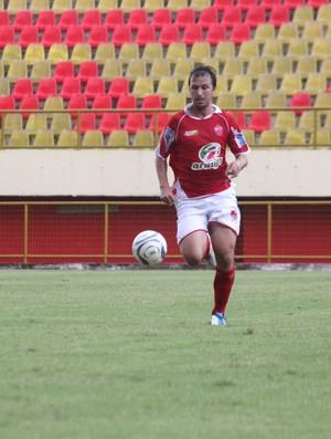 Marquinhos Costa, zagueiro do Rio Branco-AC (Foto: João Paulo Maia)
