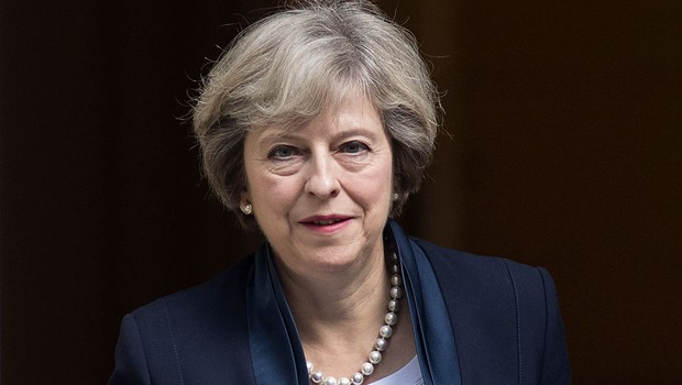 A primeira-ministra britânica Theresa May (Foto: Dan Kitwood/Getty Images)