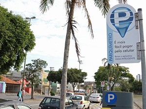 Estacionar na Zona Azul de Mogi das Cruzes vai passar a custar R$ 1,50 a partir de 27 de junho (Foto: Ney Sarmento/Prefeitura de Mogi)