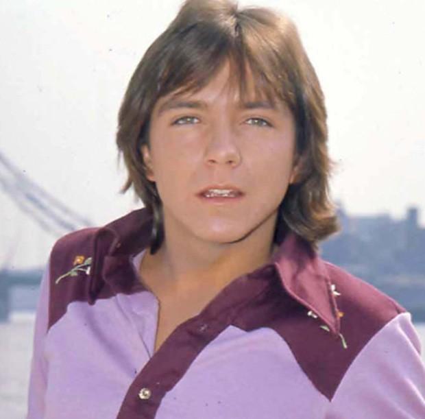 David Cassidy foi ídolo teen na série Família Dó Ré Mi (Foto: Divulgação)