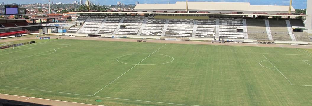 Maceió Marechais encara o Tropa Campona-PB no  Rei Pelé na final da Liga NE de Futebol Americano (Carlos Augusto Ferrari)