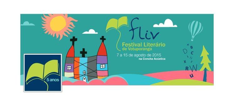 TV TEM apoia a realização do FLIV -  Festival Literário de Votuporanga (Foto: Divulgação)