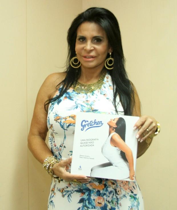 Gretchen (Foto: Graça Paes / Photo Rio News)