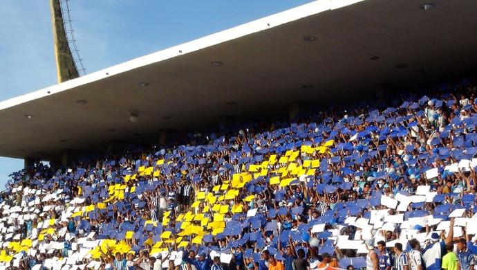 CSA torcida (Foto: Viviane Leão/GloboEsporte.com)