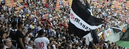 Apesar de jogo fraco, vascaínos do AM comemoram reencontro com vitória (Matheus Castro)