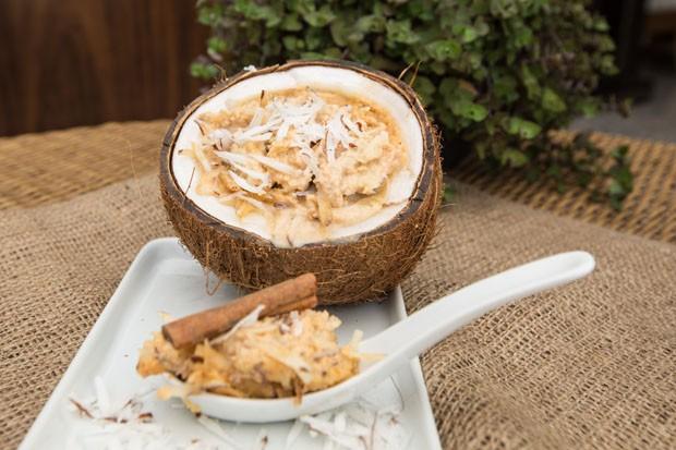 Receita de cocada fit para comer de colher (Foto: Divulgação)