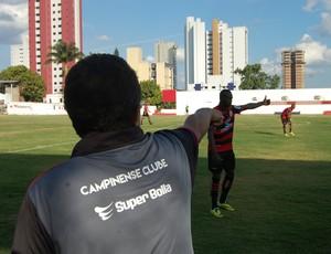 Amistoso Campinense, Renatão (Foto: Silas Batista / GloboEsporte.com)