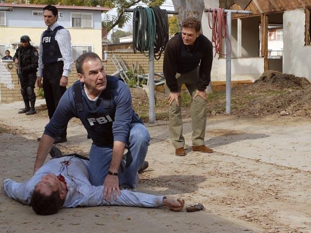 Equipe investiga série de assassinatos em Boston (Foto: Divulgação / Reprodução)