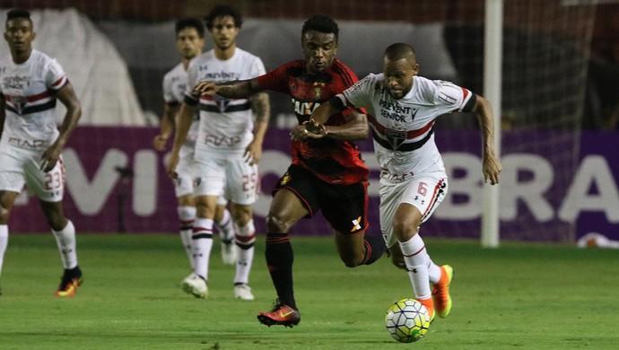 Carlinhos foi um dos destaques do São Paulo (Foto: Rubens Chiri / saopaulofc.net)