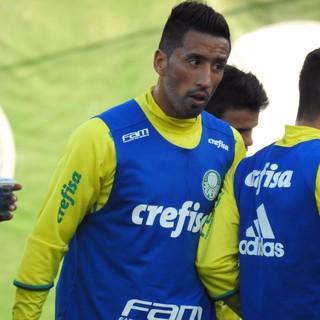 Barrios Palmeiras (Foto: Rodrigo Faber)