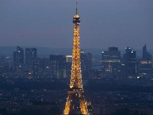 Torre Eiffel (Foto: Gonzalo Fuentes/Reuters)