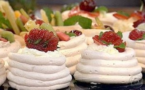 Cestinhas de Merengue
