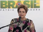 Dilma volta a dizer que impeachment é golpe e chama país para diálogo